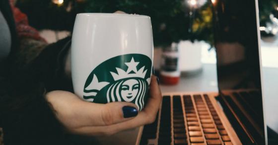 Starbucks Keurig® K-Cup® coffee pods
