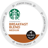 Starbucks Breakfast Blend Keurig® K-Cup® coffee
