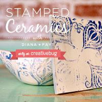 Stamped Ceramics