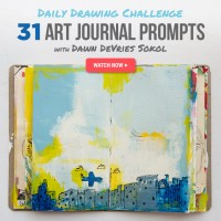 Get Creative with 31 Art Journal Prompts