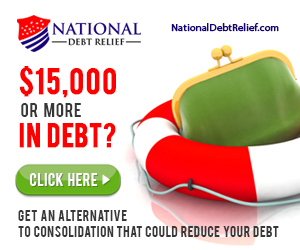 $15,000 or more in debt? Get help