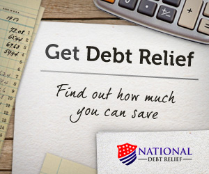 Get Debt Relief - See How Much You Can Save