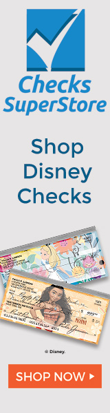 Shop Disney Checks at Checks Superstore Now!