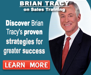 Brian Tracy Sales Management
