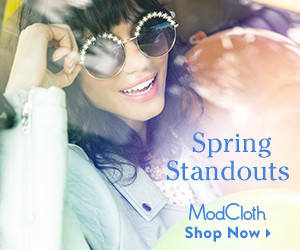 Modcloth Spring Standouts