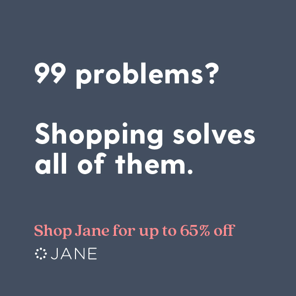 Jane closet cleanse - shop Jane basics