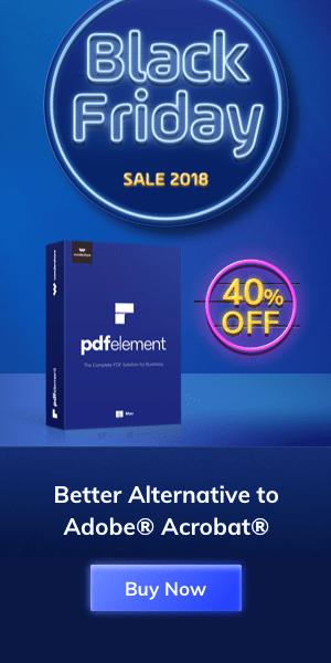 Affordable, Robust, Smart PDF Editor