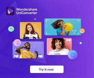 UniConverter 13 has Newly Arrived!