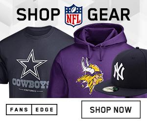Shop for NFL Team Gear at FansEdge!