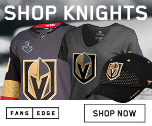 Shop Vegas Golden Knights Gear