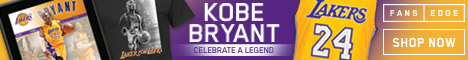 Kobe Bryant Retirement Gear