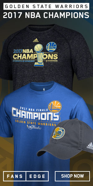 Golden State Warriors 2017 NBA Champs