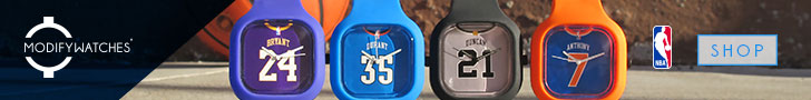 Shop the NBA Watches at Modify