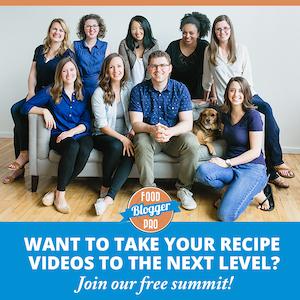 Food Blogger Pro Video Summit