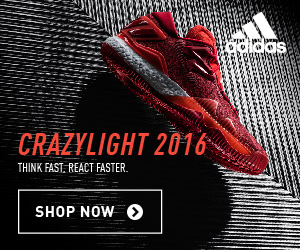 Shop adidas new line of Crazylight Boost shoes!