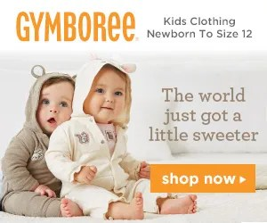 The World Just Got a Little Sweeter with Gymboree Newborn Styles!
