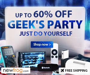 DIY Geek, Computer Geek, Media Geek..