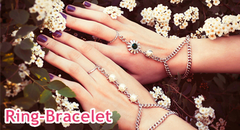 Ring Bracelet 45% off Sale for June