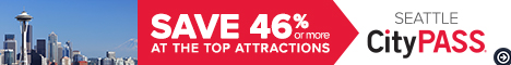 Seattle CityPASS - Save up to 50% on the top 5 attractions.