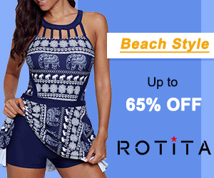 Beach Style  Up to 65% Off