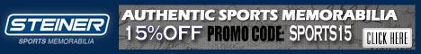 15% Off at SteinerSport.com. Code: SPORTS15