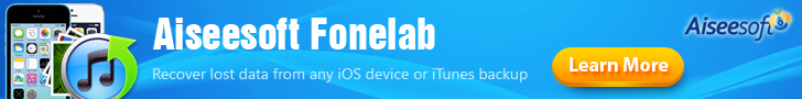 Aiseesoft FoneLab - Recover data from iPhone, iPad, iPod and iTunes