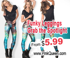 Fashion Leggings Sale Up to 70% Off at PinkQueen.com!