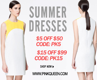 Buy Maxi Dresses at PinkQueen.com!