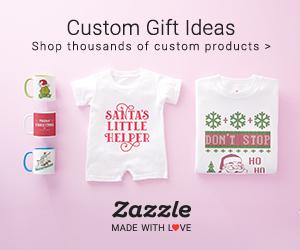 Shop Cyber Week on Zazzle