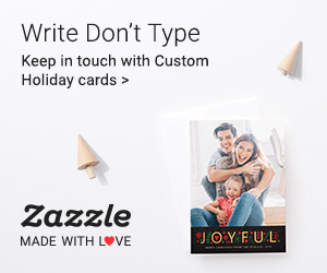 Keep in outch with Custom Holiday Cards