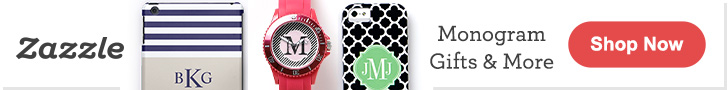 Shop Monogram Gifts & More