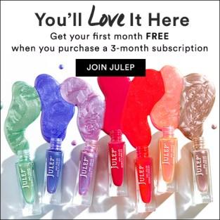 Julep Beauty Box Subscription