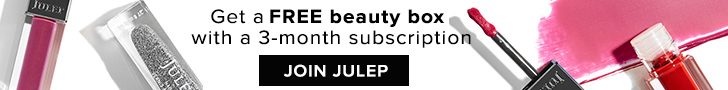 Join Julep and get a free beauty box with any 3-month subscription