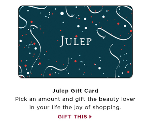 Julep Gift Card