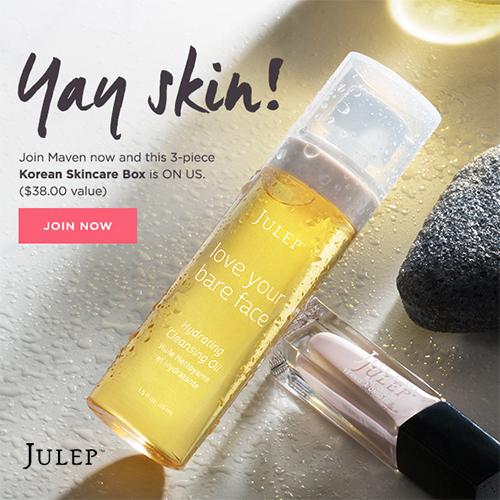 Korean Skin Care Welcome Box