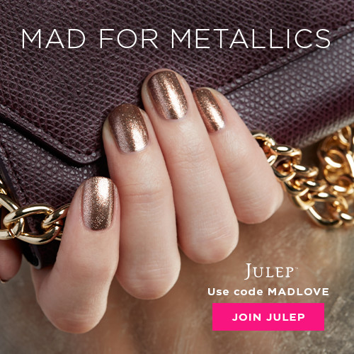 Metallics Welcome Box Offer