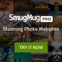 SmugMug Photo Websites