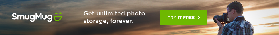 Unlimited Photo Storage