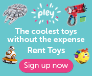 Pley - Rent The Coolest Toys