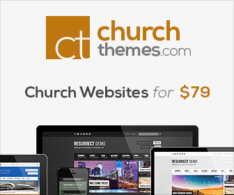 Church Websites For $79