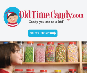 Old Time Candy Site Wide Sale! Save 10% On These Great Candy Items