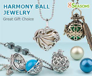 Perfect Gift Choice - Harmony Ball Jewelry Full of Best Wish