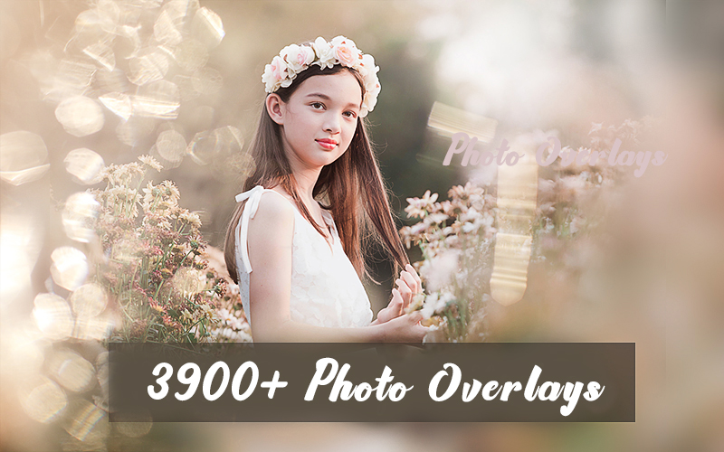 3900+ Photo Overlays Bundle