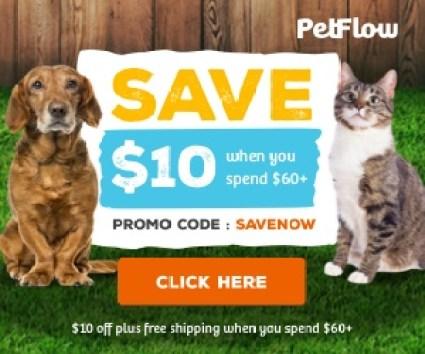 Save at PetFlow