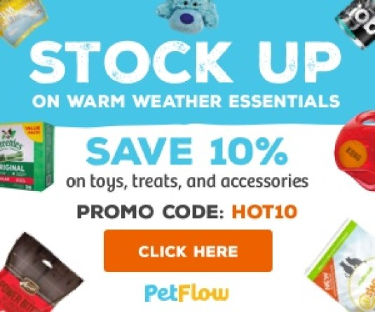 Stock Up at PetFlow