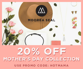Moorea Seal Mother's Day Sale