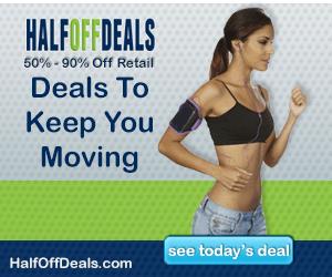 Half Off Deals