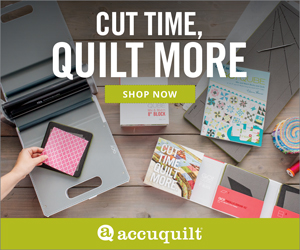 Accuquilt Dynamic Promo