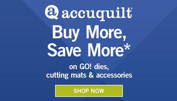 Accuquilt Sale