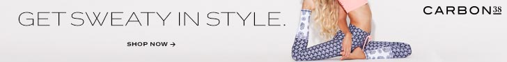 Carbon38: The premiere online shopping destination for fashion forward women's activewear.